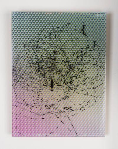 Akihiko Miyoshi, 'Not Equal', 2019