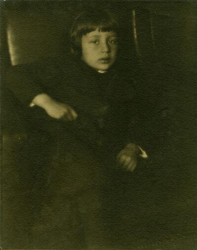 Heinrich Kühn, 'Hans Kuhn', 1906