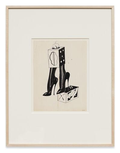Craig Kauffman, 'Untitled', 1962