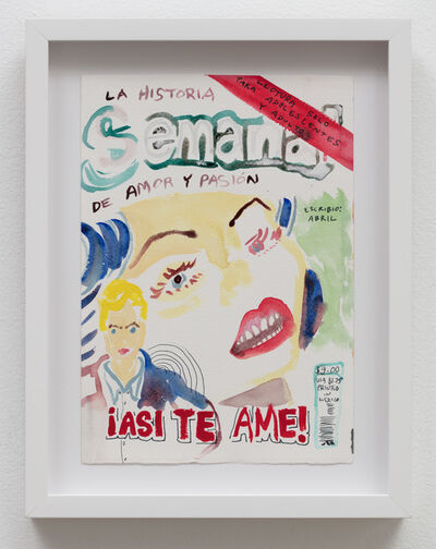 Katie Herzog, 'El Historia Semanal: ¡Asi te Ame!', 2019
