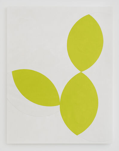 Sarah Crowner, 'Untitled (Limes)', 2015