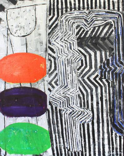 John Walker, 'Move', 2017