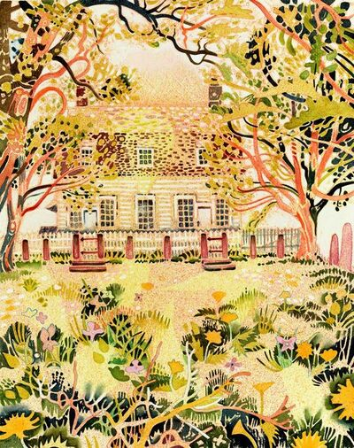 Hilary Irons, 'Meeting House 1792', 2020