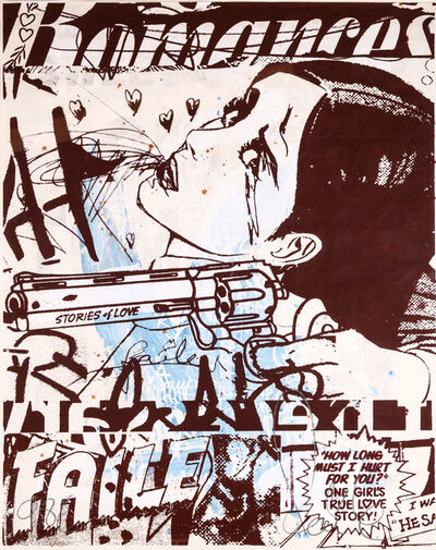 FAILE, 'Stories Of Love', 2007