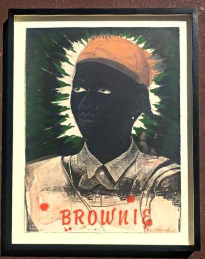 Kerry James Marshall, 'Brownie', 1995