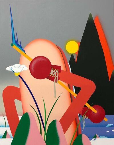 Gosha Levochkin, '(Untitled)', 2019