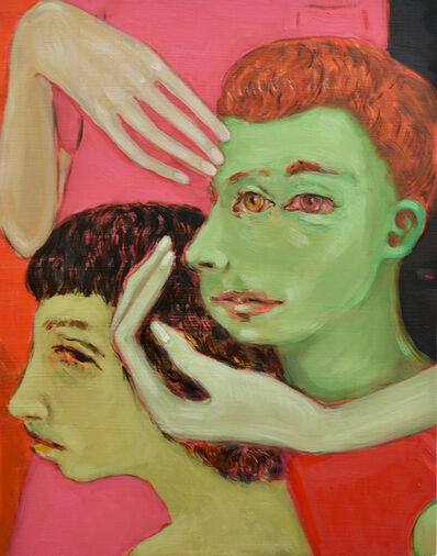 Aly Helyer, 'New Age Lovers', 2018