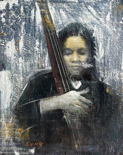 Jungsup Song, 'A player', 2004