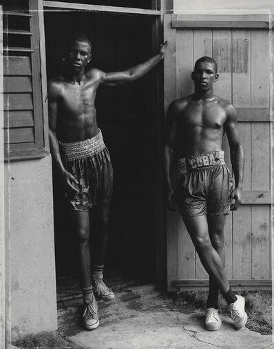 Kurt Markus, 'Ariel Hernandez and Juan Cunba Beltran, Havana, Cuba', 1993