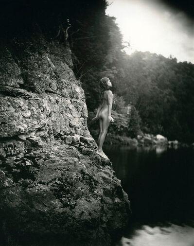 Sally Mann, 'Jessie at 9', 1991