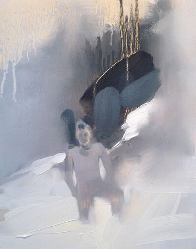 Rebecca Campbell, 'Untitled (Dad in snow)', 2014