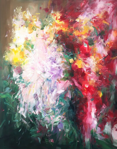 Yangyang Pan, 'Flowering Plants', 2018