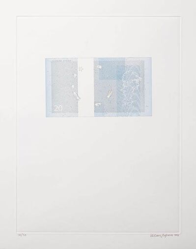 Yelena Popova, 'this certifies that. Image 23.23.03.868 23.06.2016', 2016