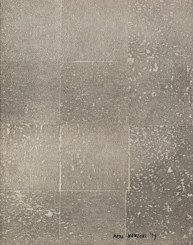 Piero Manzoni, 'Untitled', 1959