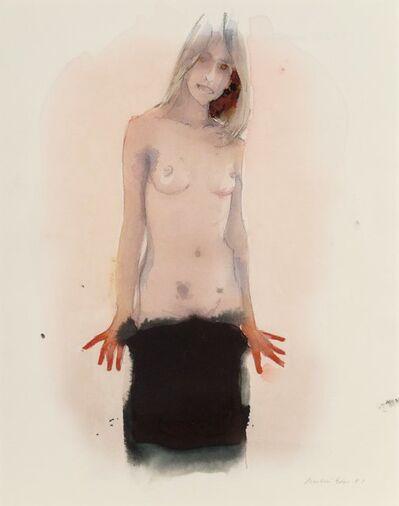 Martin Eder, 'Me Woman 175', 2001