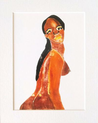 Tschabalala Self, 'Coco', 2019
