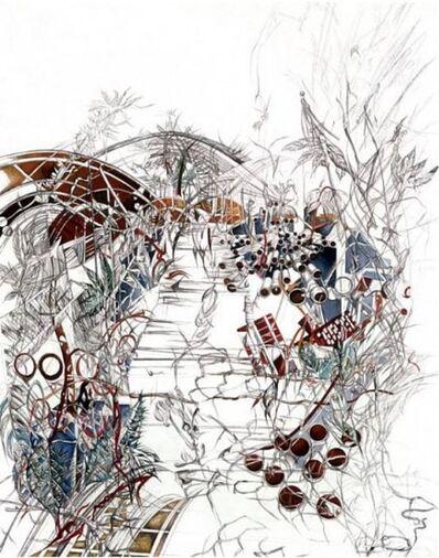 Ann Diener, 'Field Segment, #4', 2005