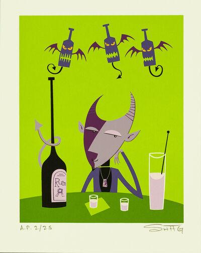Josh Agle (Shag), 'Rum Demon', 2005