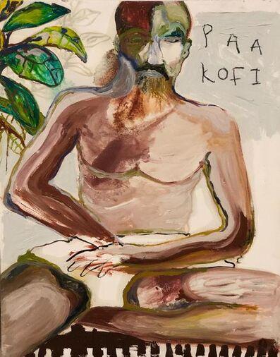Gideon Appah, 'Paa Kofi', 2019