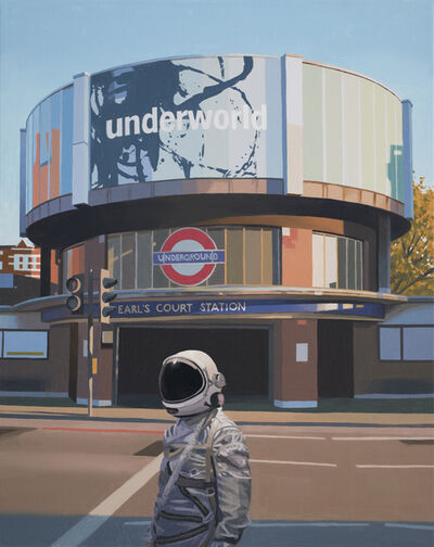 Scott Listfield, 'London Underworld', 2016