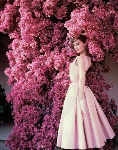 Norman Parkinson, 'Audrey Hepburn, Italy, [II]', 1955