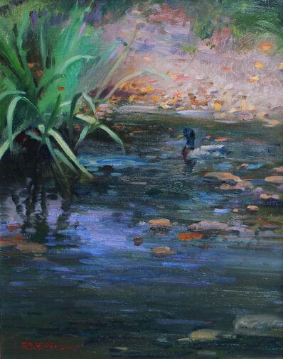 Gary D. Hoffmann, 'Edge of the Pond', 2020
