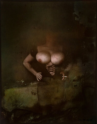 Jan Saudek, 'Elusive Dream', 1976