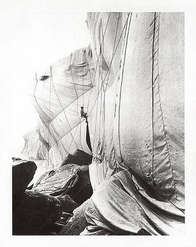 Javacheff Christo, 'Wrapped Coast, Australia', 1969