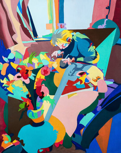 Lee Kay-Barry, 'Step Into La Petit Galerie', 2020