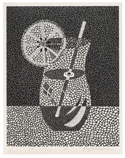 Yayoi Kusama, 'Lemon Squash', 1988