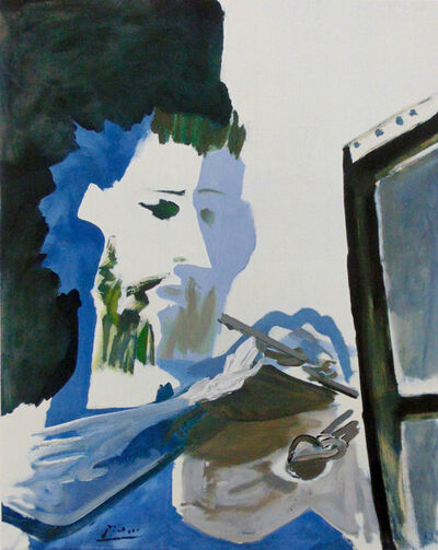 Pablo Picasso, 'The Painter II | Le peintre II', 1963