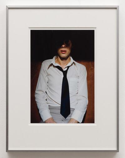 Jo Ann Callis, 'Man in Tie', 1976