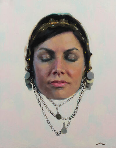 Mia Bergeron, 'Mask 1', 2016