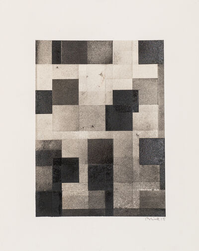 Daniel Brice, 'Grid Drawing (mini 2) ', 2015