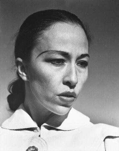 Edward Weston, 'Carmelita', 1935