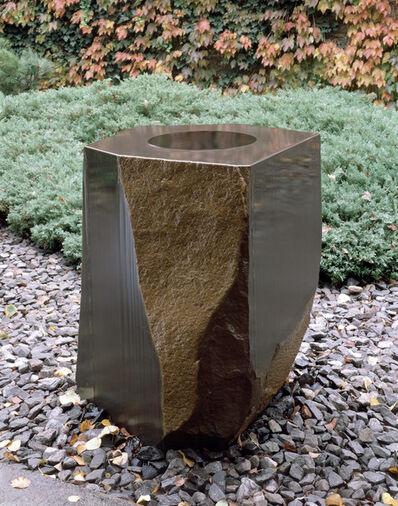 Isamu Noguchi, 'QWhe Well (Variation on a Tsukubai)', 1982
