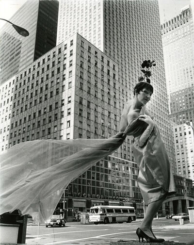 Bill Cunningham, 'Socony-Mobil Building, New York City', ca. 1968-1976