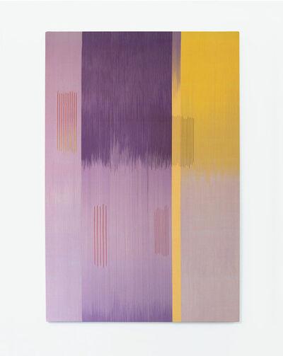 Ptolemy Mann, 'Violet Yellow 2', 2019