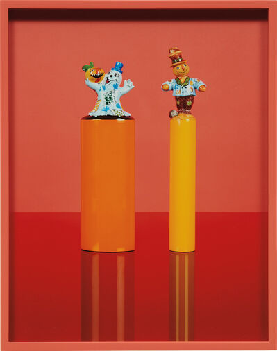 Elad Lassry, 'Ghost, Scarecrow', 2011