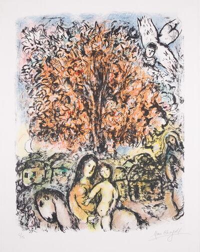 Marc Chagall, 'La Sainte Famille', 1970