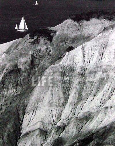 Alfred Eisenstaedt, 'Gay Head Cliffs, Martha's Vineyard, Massachusetts'