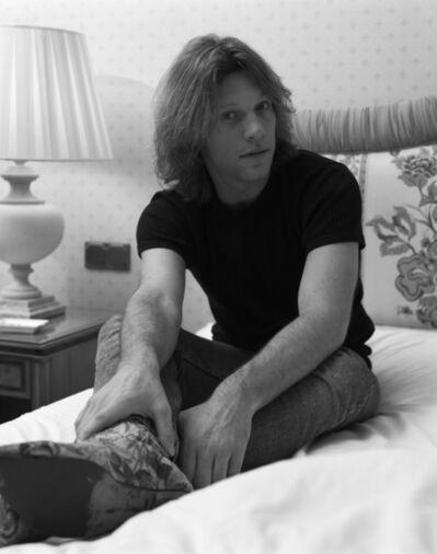 Dana Lixenberg, 'John Bongiovi Jr. (Jon Bon Jovi), 1995', 2018