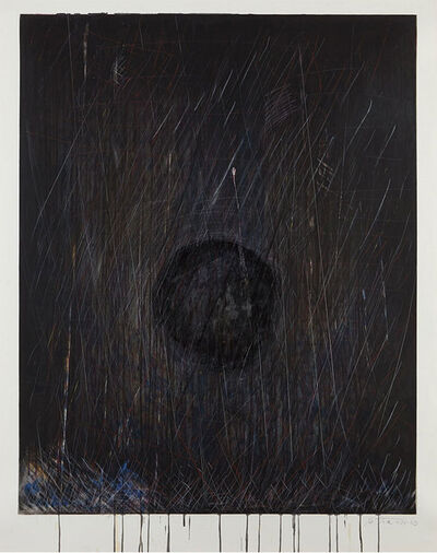 Pat Steir, 'Waterfall MonoPrint #25', 1988