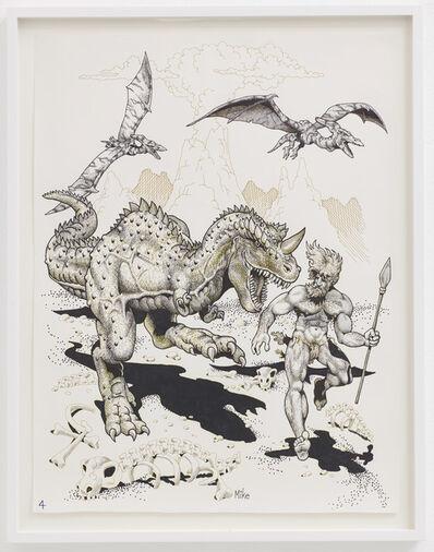 Mike Kuchar, 'Dino Land'