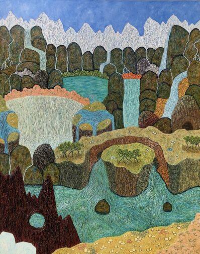 Hung Viet Nguyen, 'Sacred Landscape IV #19', 2020