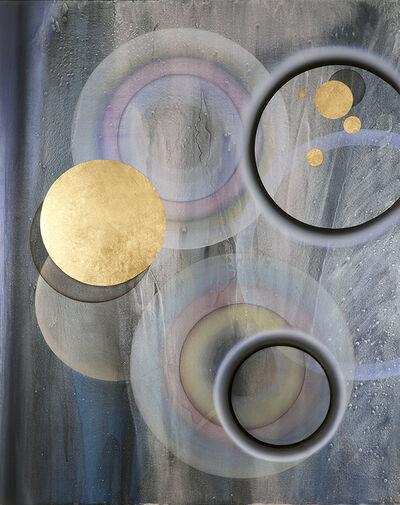 Marion Borgelt, 'Obsidian Skies: No 1', 2018