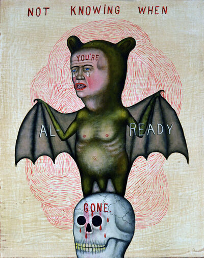 Fred Stonehouse, 'Already Gone', 2017