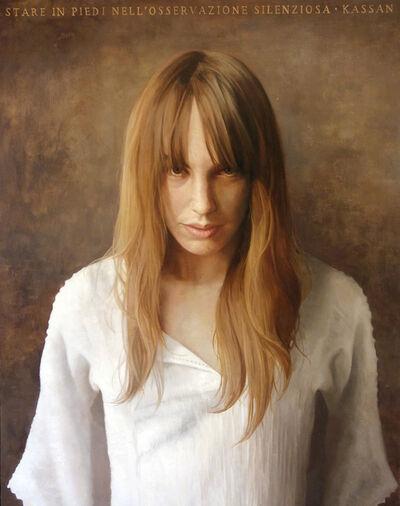 David Kassan, 'Stare in Piedi Nell'Osservatione Silenziosa (Standing in Silent Observation)', 2004