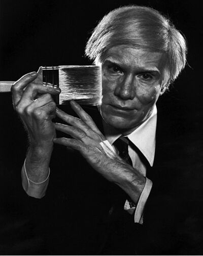 Yousuf Karsh, 'Andy Warhol', 1979