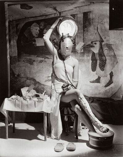 Horst P. Horst, 'Electric Beauty', 1939